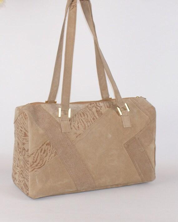 Tasche aus Leder Recycling Leder