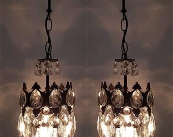 Französischen stil lampen | Etsy