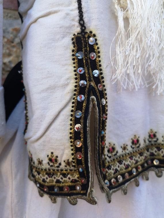 Traditional folklore ethnic women's costume, Kuma… - image 3