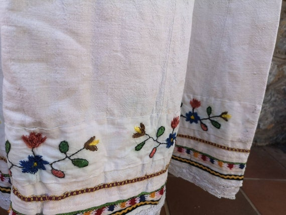 Traditional folklore ethnic women's costume, Kuma… - image 4