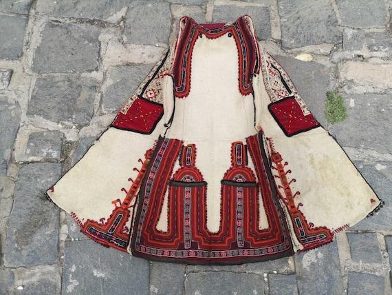 Handmade rare and antique ethnic vest