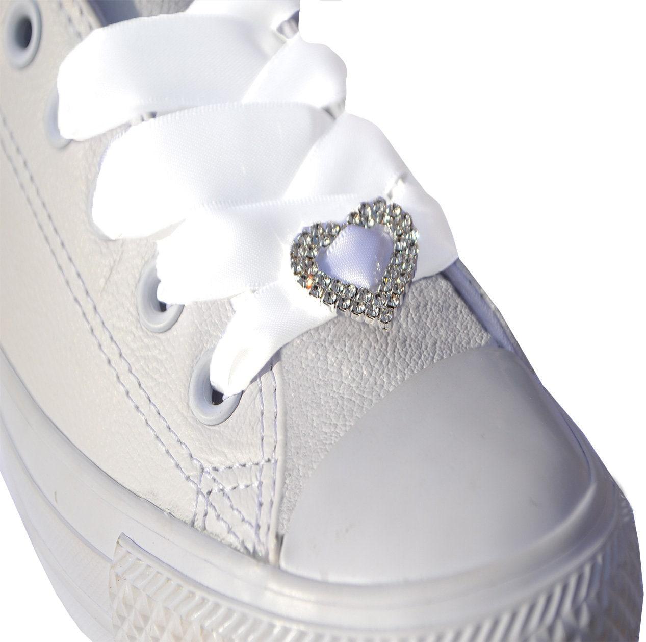 Viele 2 Frauen Kristall Schuh Charms Hochzeit Spitze Schuhe Dekoration Schmuck