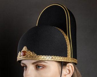 Jin Guangyao Gauze Cap The Untamed inspired Costume - Cosplay Prop Hat