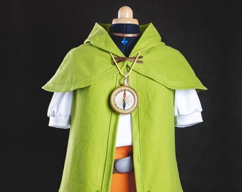 Linkle Cosplay Anime Costume - inspired on The Legend of Zelda series