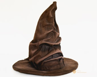 The Sorting Hat Harry Potter inspired prop hat