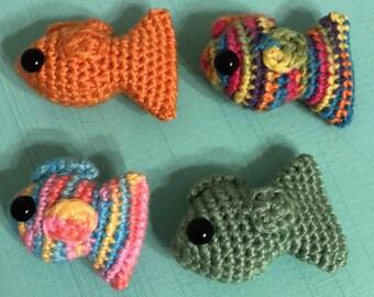 Fish Amigurumi Free Patterns in a Jar   Crochet fish patterns ...   270x340