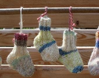 Doll socks doll Waldorf style