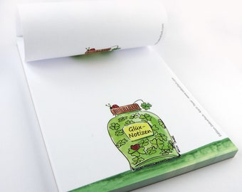 "Notepad ""Glüx Notes"""