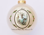 Maine - Art of the States Christmas Ornaments