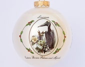 Louisiana - Art of the States Christmas Ornaments