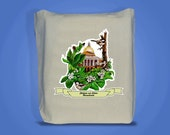 Massachusetts - Art of the State Totebags