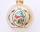 Virginia - Art of the States Christmas Ornaments