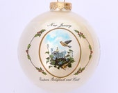New Jersey - Art of the States Christmas Ornaments