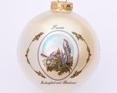 Texas - Art of the States Christmas Ornaments
