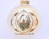 Iowa - Art of the States Christmas Ornaments