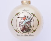 Michigan - Art of the States Christmas Ornaments