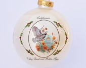 Cailfornia - Art of the States Christmas Ornaments