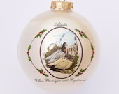 Alaska - Art of the States Christmas Ornaments