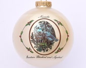 Nevada - Art of the States Christmas Ornaments