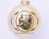 Vermont - Art of the States Christmas Ornaments