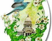 Idaho - Art of the State Limited Edition Prints