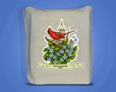 Illinois - Art of the State Totebags