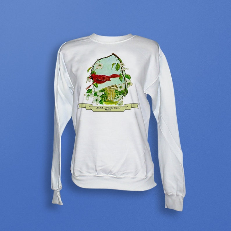 Virginia  Art of the State Sweatshirt image 0