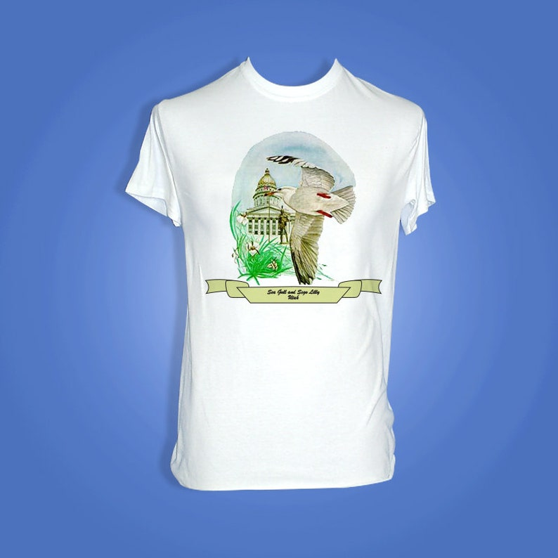 Utah  Art of the State T-Shirts image 0