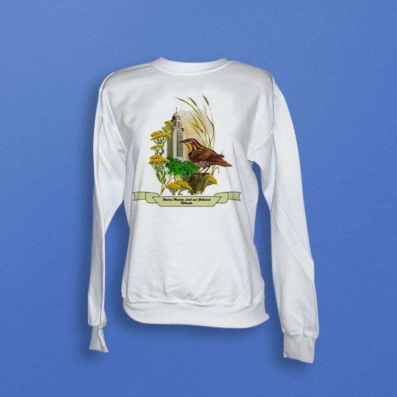 Nebraska  Art of the State Sweatshirt image 0