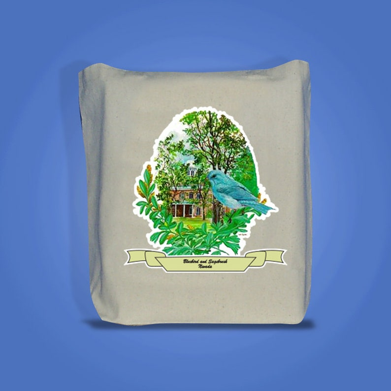 Nevada  Art of the State Totebags image 0