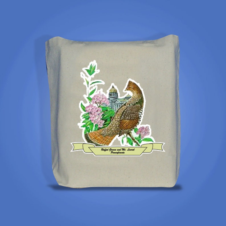 Pennsylvania  Art of the State Totebags image 0