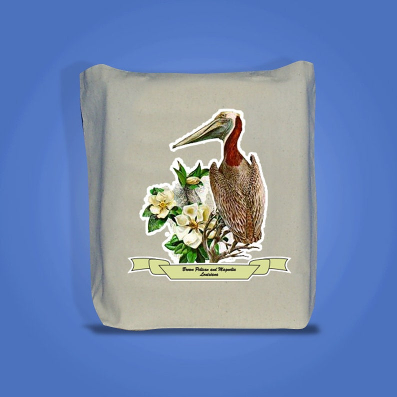 Louisiana  Art of the State Totebags image 0