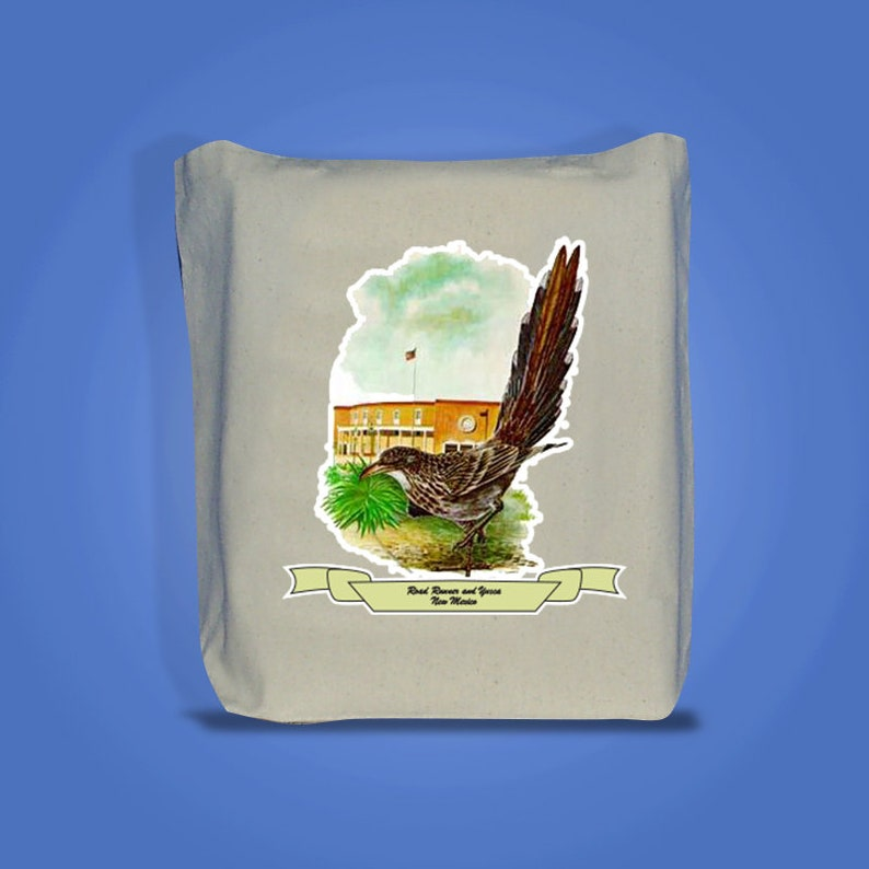 New Mexico  Art of the State Totebags image 0