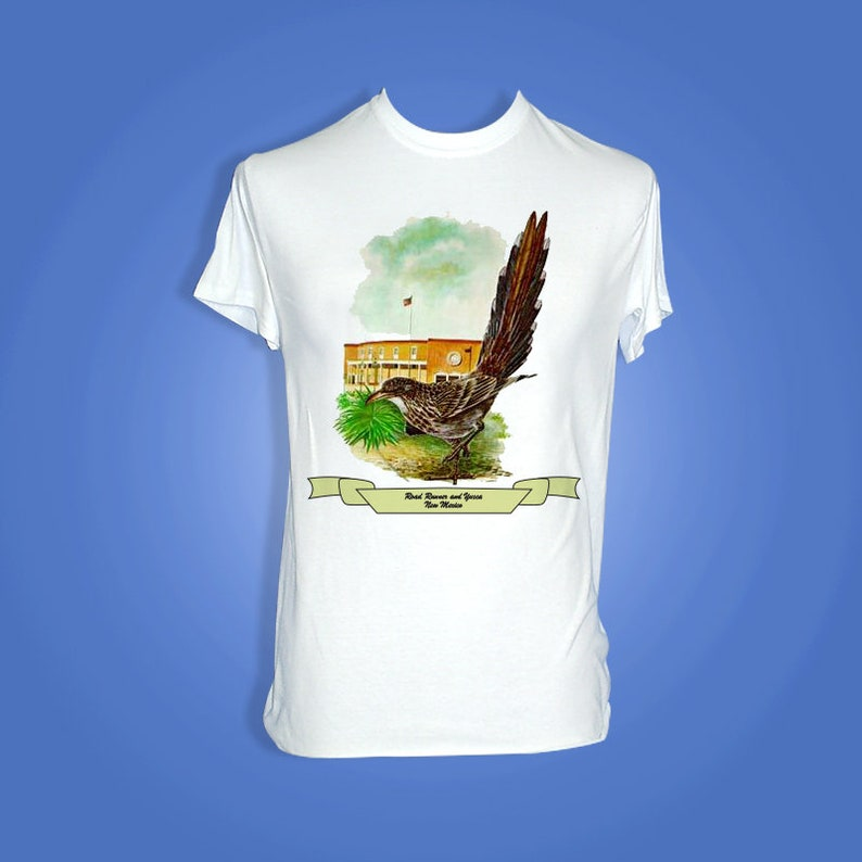 New Mexico  Art of the State T-Shirts image 0
