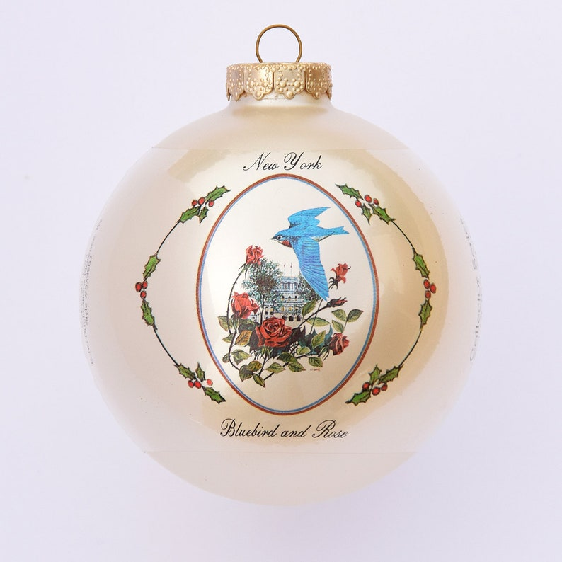 New York  Art of the States Christmas Ornaments image 0