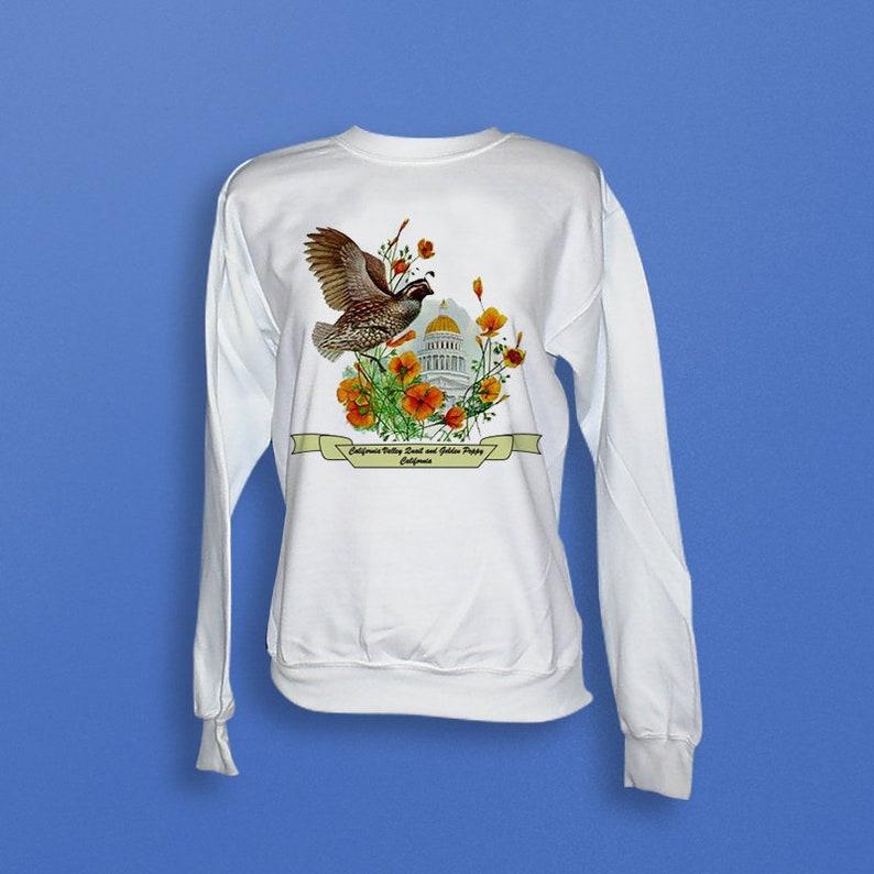 California  Art of the State Sweatshirt image 0