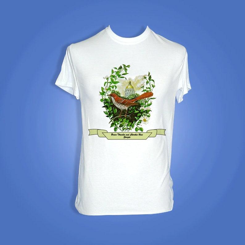 Georgia  Art of the State T-Shirts image 0