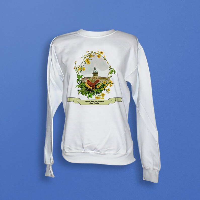 South Carolina  Art of the State Sweatshirt image 0