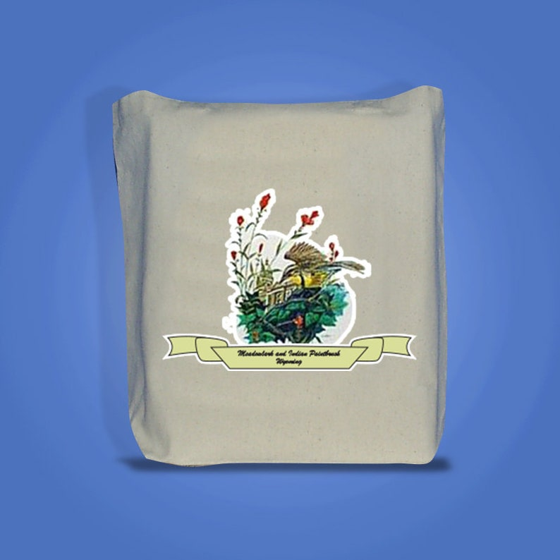 Wyoming  Art of the State Totebags image 0