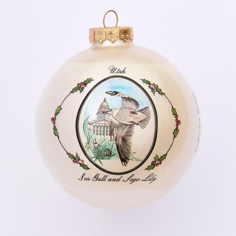 Utah  Art of the States Christmas Ornaments image 0