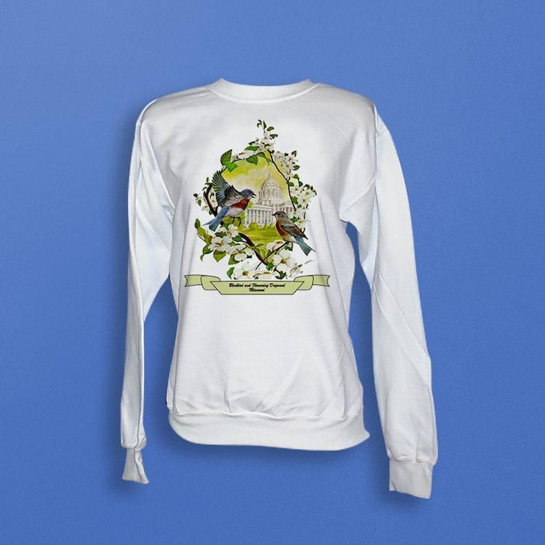 Missouri  Art of the State Sweatshirt image 0