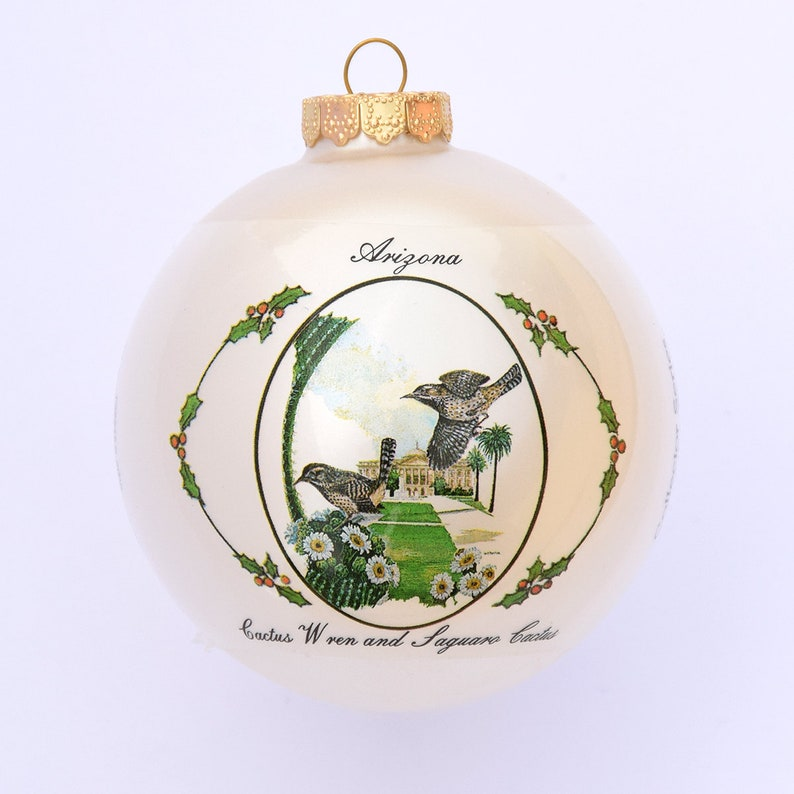 Arizona  Art of the States Christmas Ornaments image 0