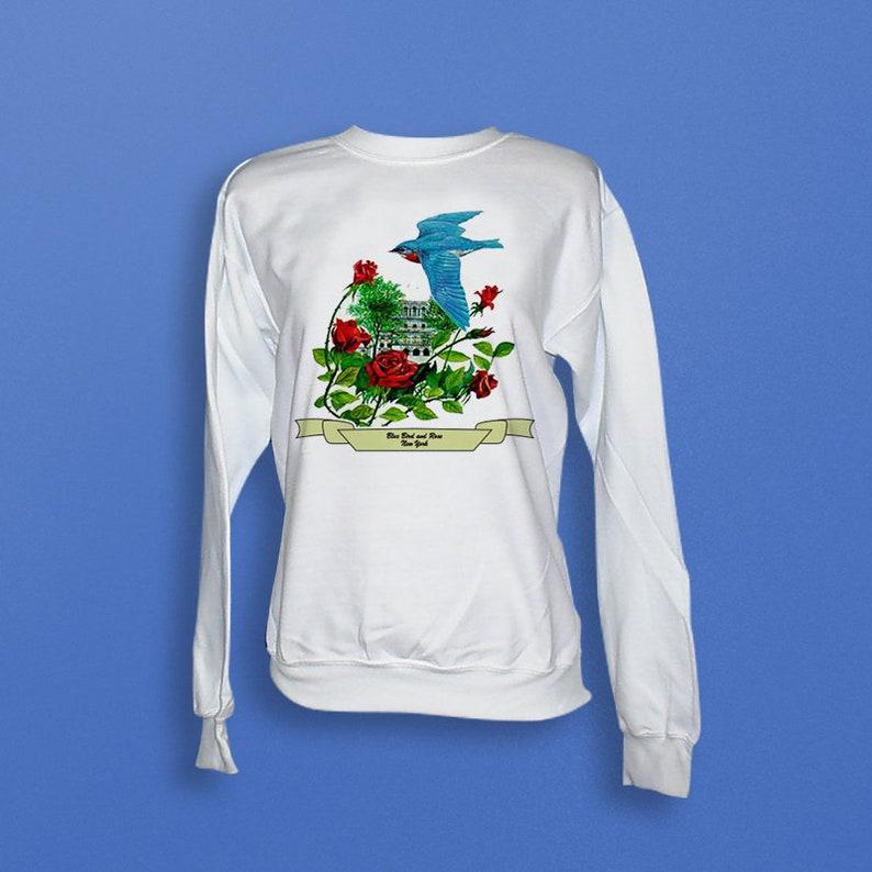 New York  Art of the State Sweatshirt image 0