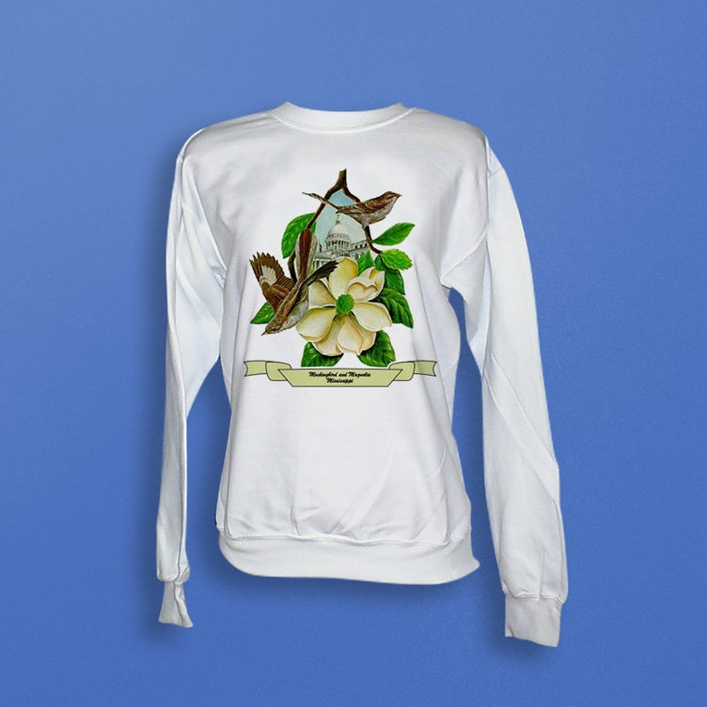 Mississippi  Art of the State Sweatshirt image 0