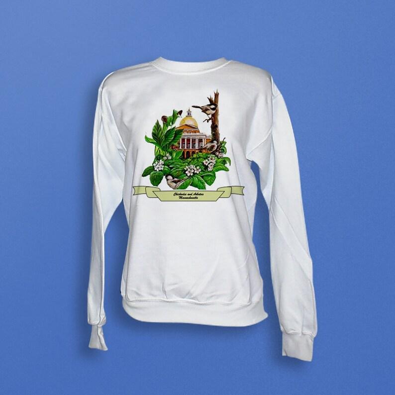 Massachusetts  Art of the State Sweatshirt image 0