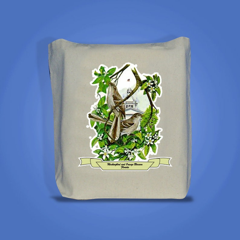 Florida  Art of the State Totebags image 0