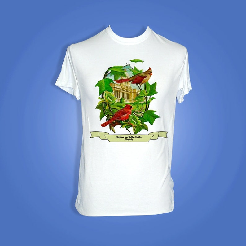 Kentucky  Art of the State T-Shirts image 0