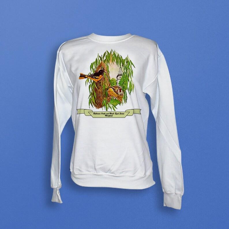 Maryland  Art of the State Sweatshirt image 0