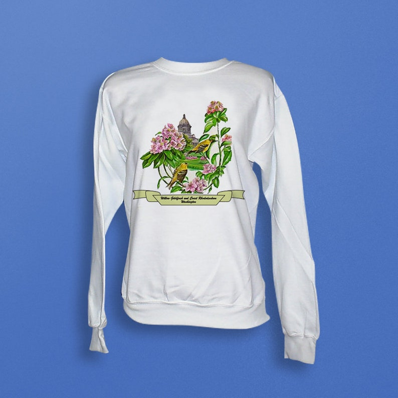 Washington  Art of the State Sweatshirt image 0