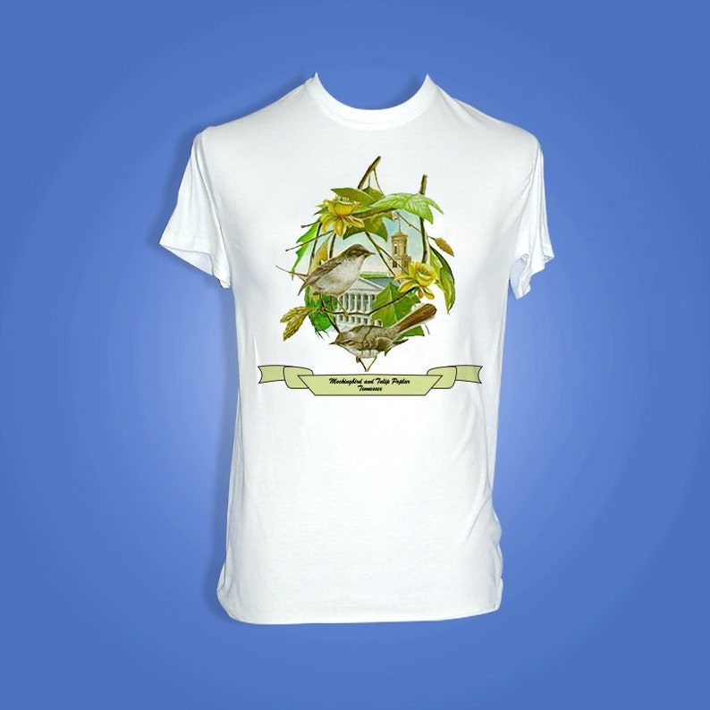 Tennessee  Art of the State T-Shirts image 0